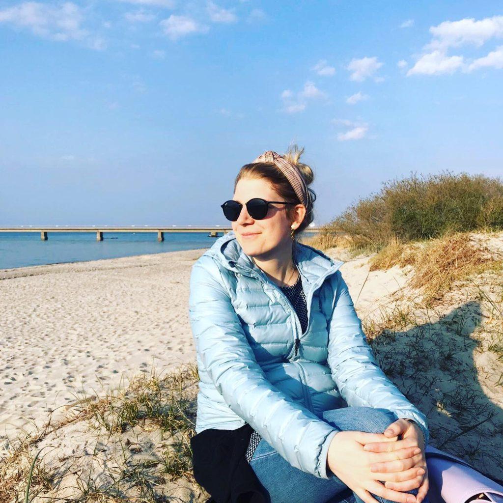 Sonne am Strand genießen